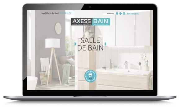 exemple_Site_Axess_Bain