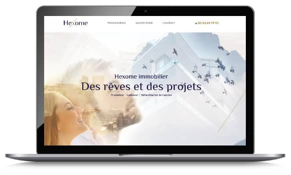 exemple_Site_Hexome